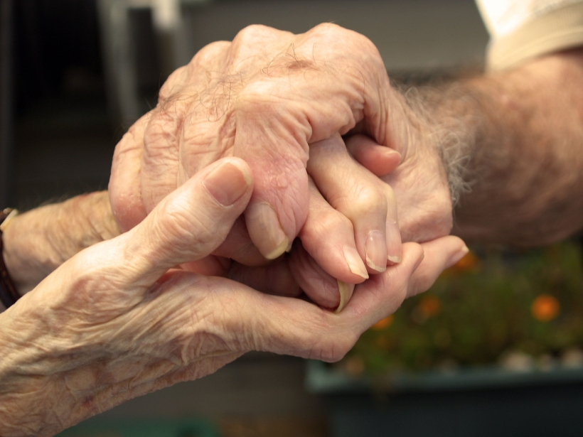 bigstock-Old-Couple-Holding-Hands-2041049